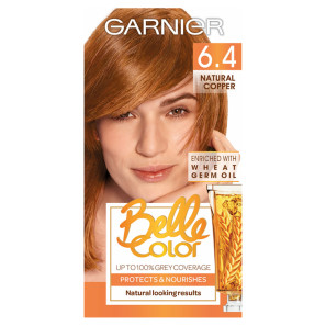 Garnier Belle Colour 6.4 Natural Copper Hair Dye