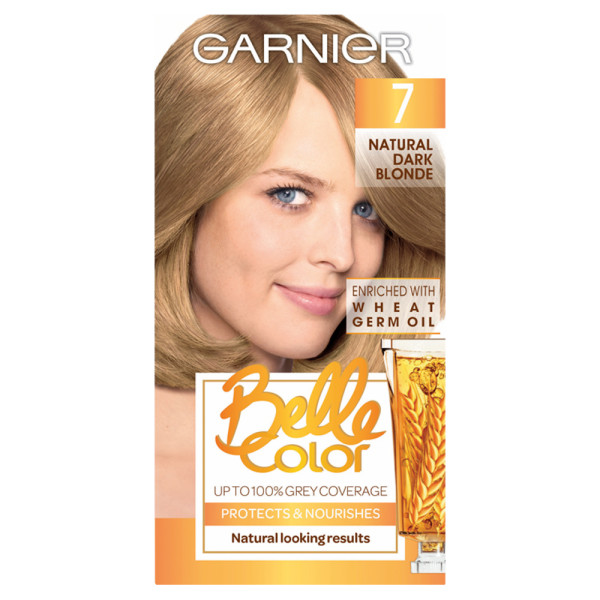 Garnier Belle Colour 7 Natural Dark Blonde Hair Dye