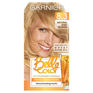 Garnier Belle Colour 8.3 Natural Baby Blonde Hair Dye