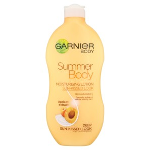 Garnier Summer Body Dark Gradual Tan Moisturiser
