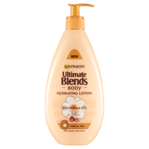 Garnier Ultimate Blends Body Hydrating Lotion