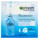 Garnier SkinActive Fresh-Mix Tissue Mask with Hyaluronic Acid