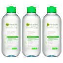 Garnier Micellar Cleansing Water for Combination Skin Multipack of 3
