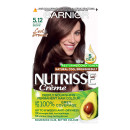 Garnier Nutrisse 5.12 Cool Glacial Brown Permanent Hair Dye