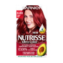 Garnier Nutrisse 6.60 Ultra Fiery Red Permanent Hair Dye