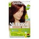Garnier Nutrisse Creme Permanent Hair Colour 3.6 Deep Reddish Brown