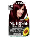 Garnier Nutrisse Ultra 2.6 Dark Cherry Hair Dye