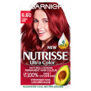 Garnier Nutrisse Ultra 6.60 Fiery Red Hair Dye