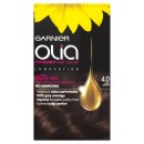 Garnier Olia 4.0 Dark Brown Hair Dye