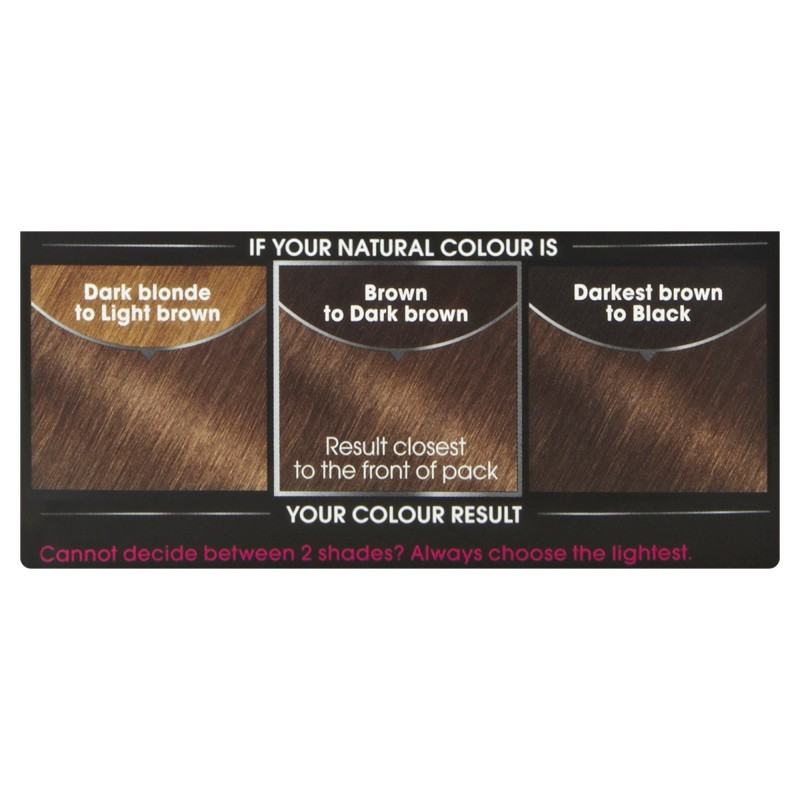 Buy Garnier Olia 515 Frosted Chocolate Brown Permanent Hair Dye