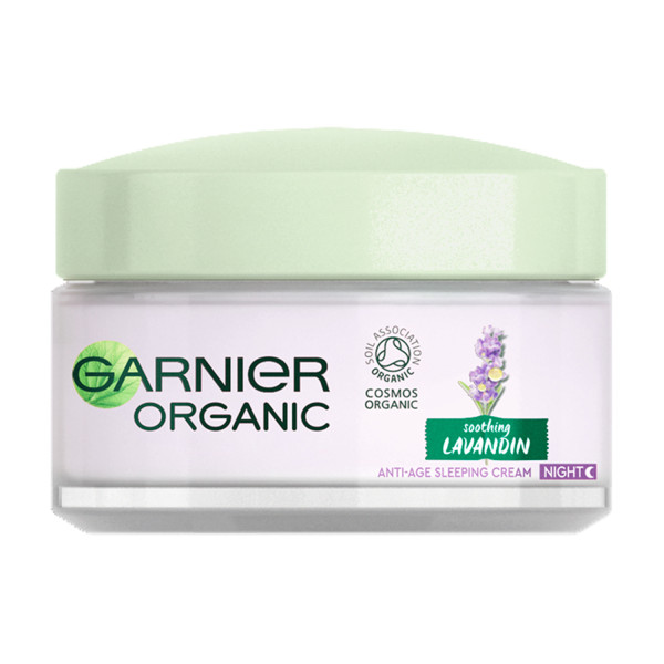 Garnier Organic Lavandin Anti-Age Sleeping Cream