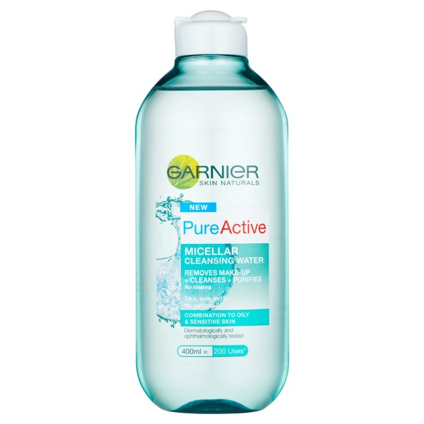 Garnier Pure Active Micellar Cleansing Water