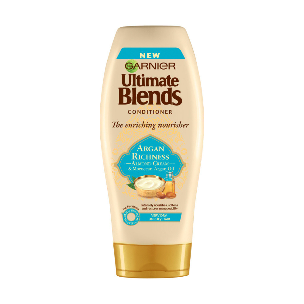 Garnier Ultimate Blends Argan Oil & Almond Cream Conditioner