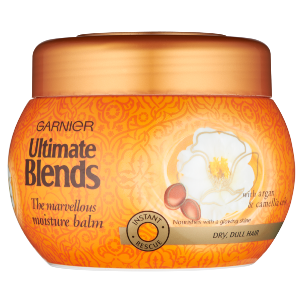 Garnier Ultimate Blends Argan Oil & Camellia Oil Mask