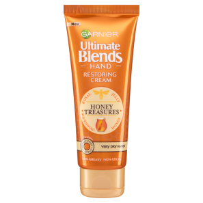 Garnier Ultimate Blends Hand Honey Treasures Restoring Cream