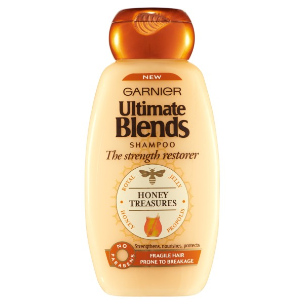 Garnier Ultimate Blends Honey Treasures Shampoo