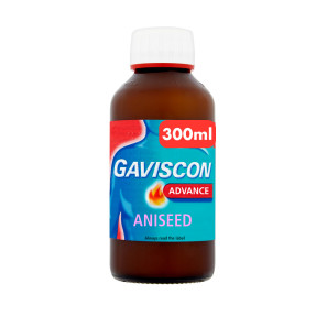 Gaviscon Advance Aniseed Flavour Oral Suspension