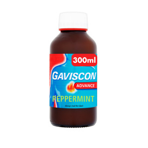 Gaviscon Advance Peppermint Flavour Suspension