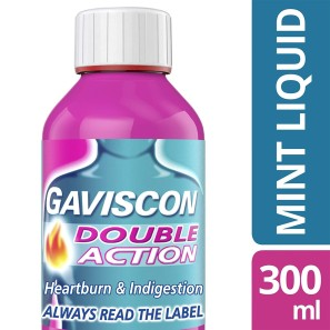 Gaviscon Double Action Liquid Peppermint