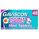 Gaviscon Double Action Tablets 48s