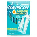 Gaviscon Liquid Sachets Mint Flavoured