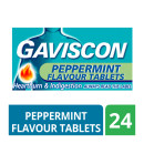 Gaviscon Tablets Peppermint