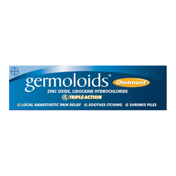 Germoloids Triple Action Haemorrhoids & Piles Ointment