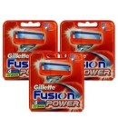 Gillette Fusion Power Blades - 12 Catridges