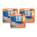 Gillette Fusion Proglide Power Replacement Blades Triple Pack (12 Cartridges)