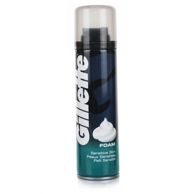 Gillette Sensitive Skin Shaving Foam