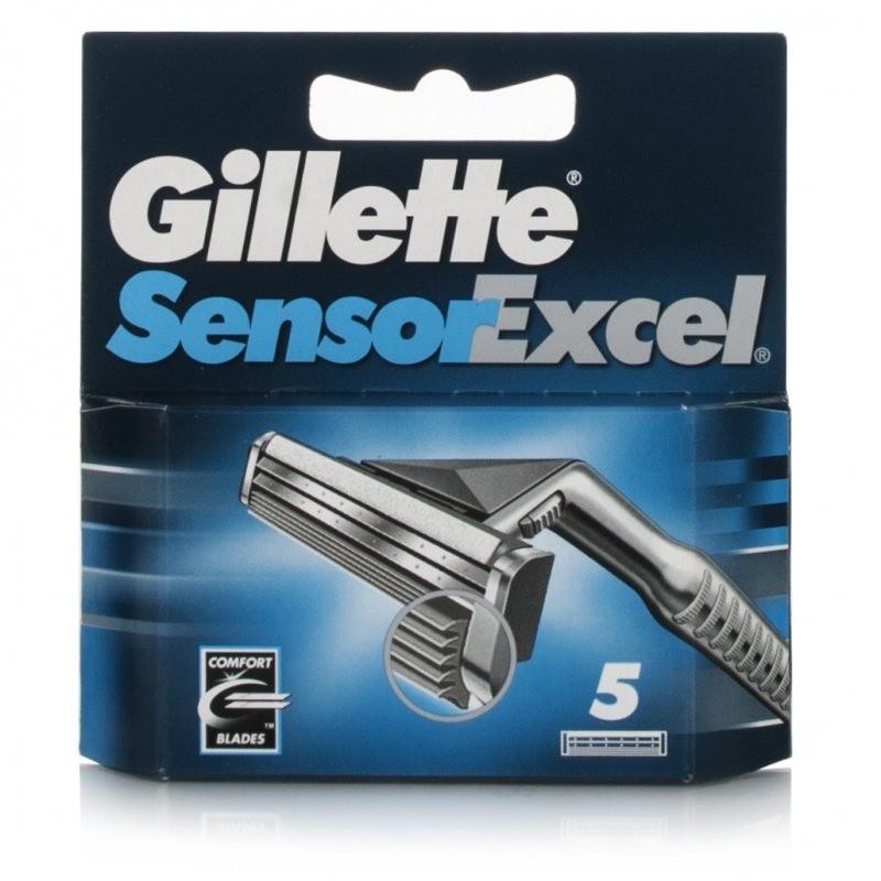 Gillette Sensor Excel Razor Blades
