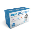 GlucoRx Go Professional Glucose Meter with 50 Test Strips