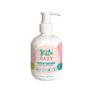Good Bubble Baby Moisturiser with Cottonseed & Aloe Vera