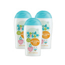 Good Bubble Bish Bash Bosh! Hair & Body Wash with Cloudberry Extract Triple Pack