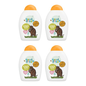 Good Bubble Bubbly Gruffalo Bubble Bath with Prickly Pear Extract 4 Pack