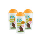 Good Bubble Bubbly Gruffalo Hair & Body Wash, Moisturiser and Bubble Bath with Prickly Pear Extract