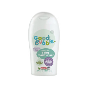 Good Bubble Little Softy Fragrance Free Baby Moisturiser