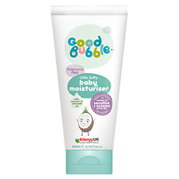 Good Bubble Little Softy Fragrance Free Moisturiser
