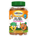 Haliborange Kids Little Miss Inventor Omega-3 & Multivitamins Softies