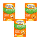 Haliborange Kids Multivitamins Calcium & Iron- Triple Pack