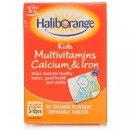 Haliborange Kids Multivitamins Calcium & Iron