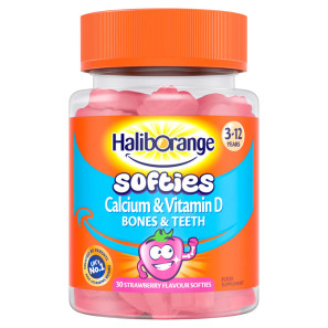Haliborange Kids Vitamin D Calcium Softies