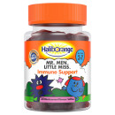 Haliborange Mr.Men Little Miss Immune Support Blackcurrant Softies