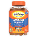 Haliborange Omega-3 & Multivitamin Orange Softies