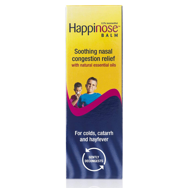 Happinose Balm Nasal Congestion Relief