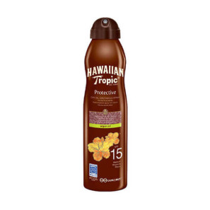 Hawaiian Tropic Protective Dry Spray Argan Oil SPF15 177ml