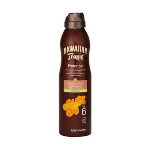 Hawaiian Tropic Protective Dry Oil Spray Argan Oil SPF6