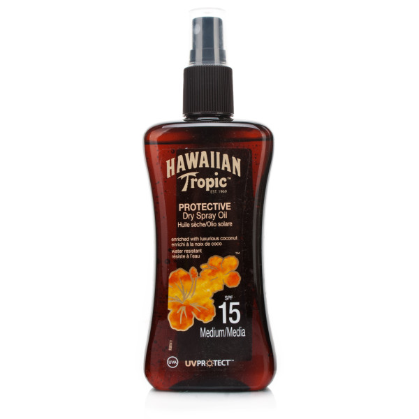 Hawaiian Tropic Protective Dry Oil SPF15