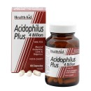 HealthAid Acidophilus Plus (4 Billion) Probiotic Capsules