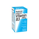 HealthAid Vegan Vitamin B3 250mg